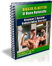 Bigger Is Better If Done Naturally