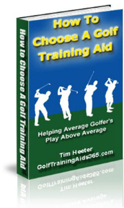 How to Choose a Golf Training Aid