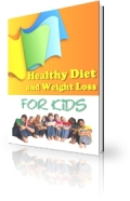 Healthy Diet And Weight Loss For Kids