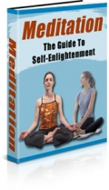 Meditation Self Enlightenment